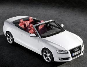 Audi A5 Cabriolet 3.0 TDI quattro 2009