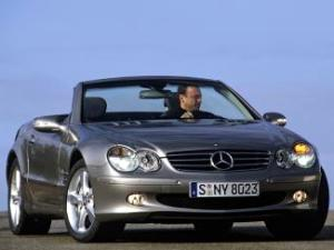 Mercedes-Benz SL 600 {R 230} 2002
