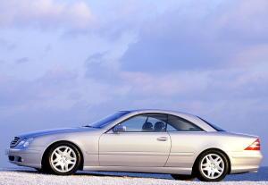 Mercedes-Benz CL 500 Coupé {C 215} 2001
