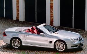 Mercedes-Benz SL 55 AMG {R 230} 2001
