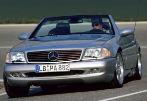 Mercedes-Benz SL 73 AMG {R 129} 1999