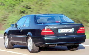 Mercedes-Benz CL 500 Coupé 1998