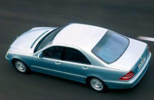Mercedes-Benz S 320 L {V 220} 1998