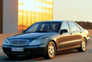 Mercedes-Benz S 500 {W 220} 1998