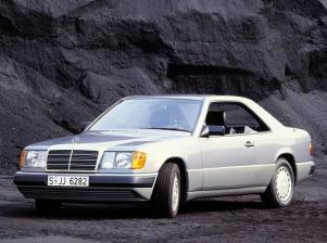 Mercedes-Benz 230 CE {C 124} 1987