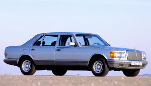 Mercedes-Benz 500 SEL {V 126} 1987