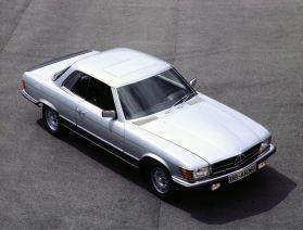 Mercedes-Benz 450 SLC 5.0 {C 107} 1977