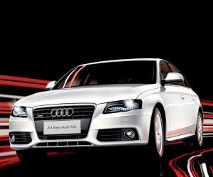 Audi A4L 3.2 FSI quattro (CN) 2008
