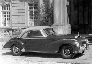 Mercedes-Benz 300 S Cabriolet A {W 188} 1951