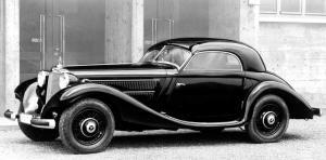 Mercedes-Benz 320N Coupé {W 142} 1937