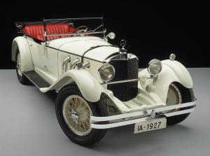 Mercedes-Benz S 26/120/180 1927