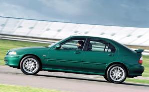 MG ZS TD 2002
