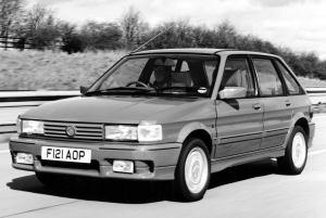 MG Maestro Turbo 1988