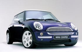 MINI Cooper CVT 2001